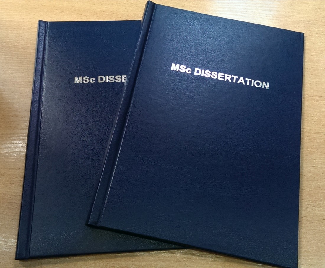 Online msc dissertation archives